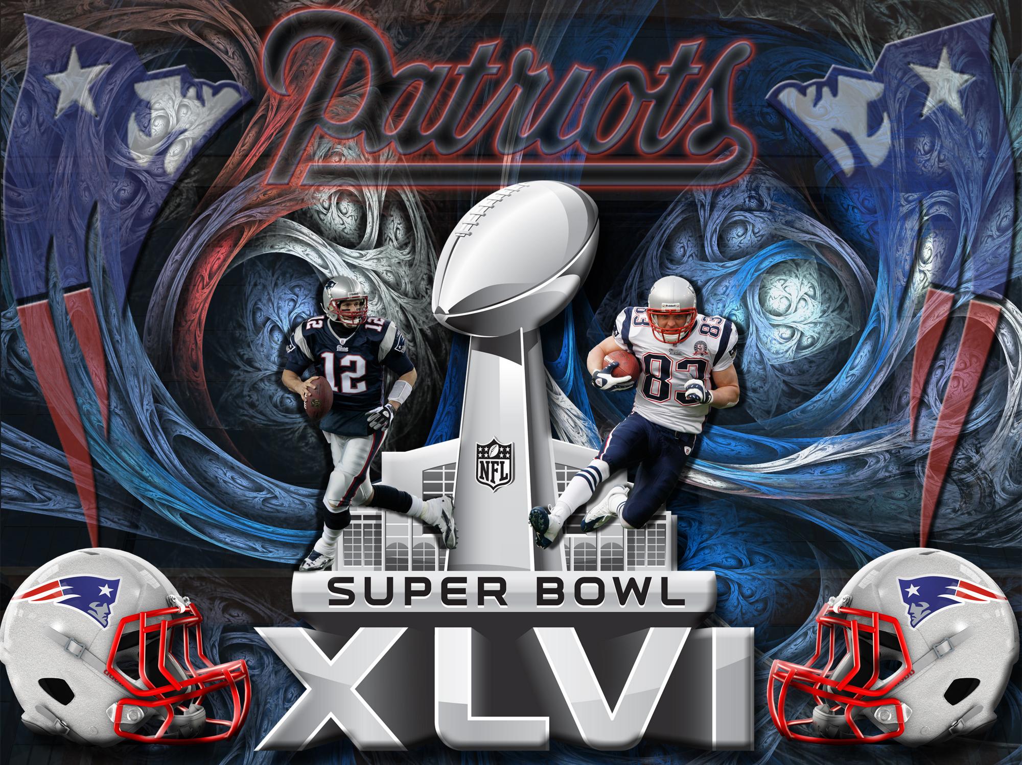New England Patriots Screensaver Wallpaper - New England Patriots Super Bowl Background - HD Wallpaper