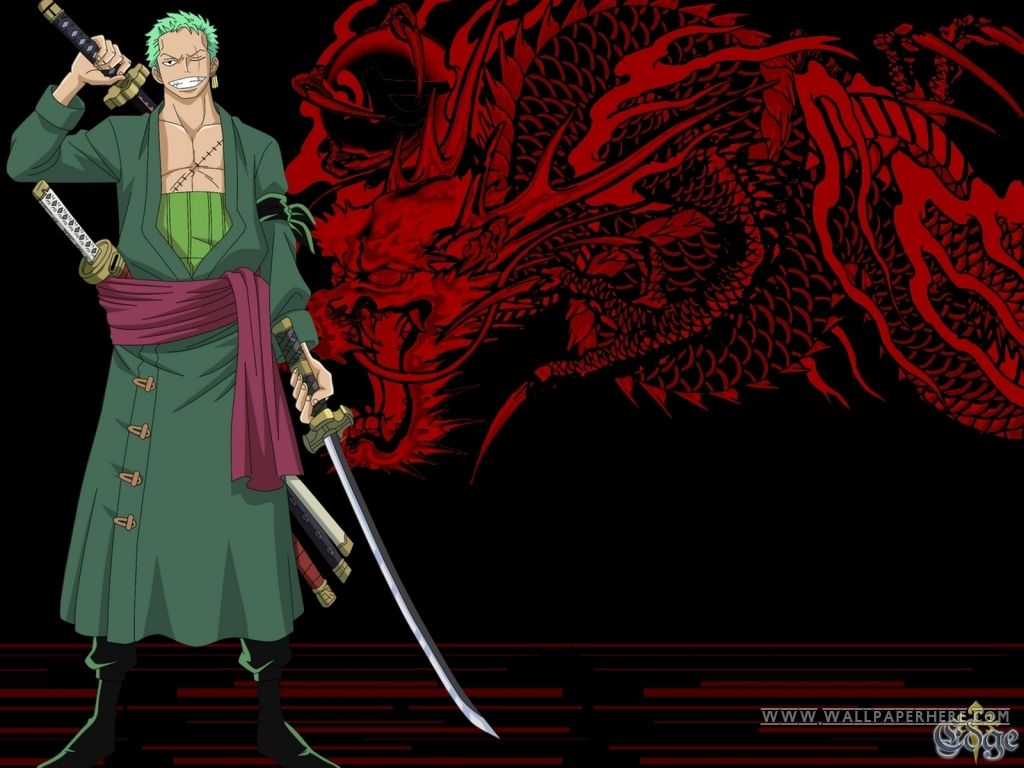 Roronoa Zoro New World Wallpaper Hd 1024x768 Wallpaper Teahub Io