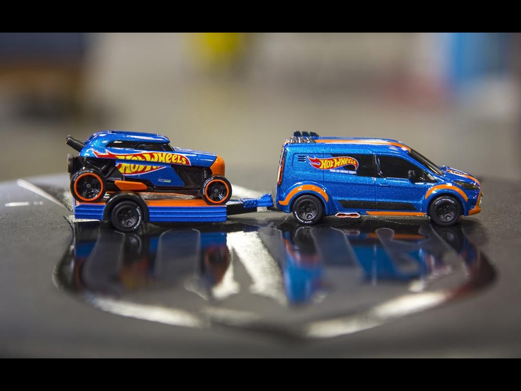 Hot Wheels Ford Transit - HD Wallpaper
