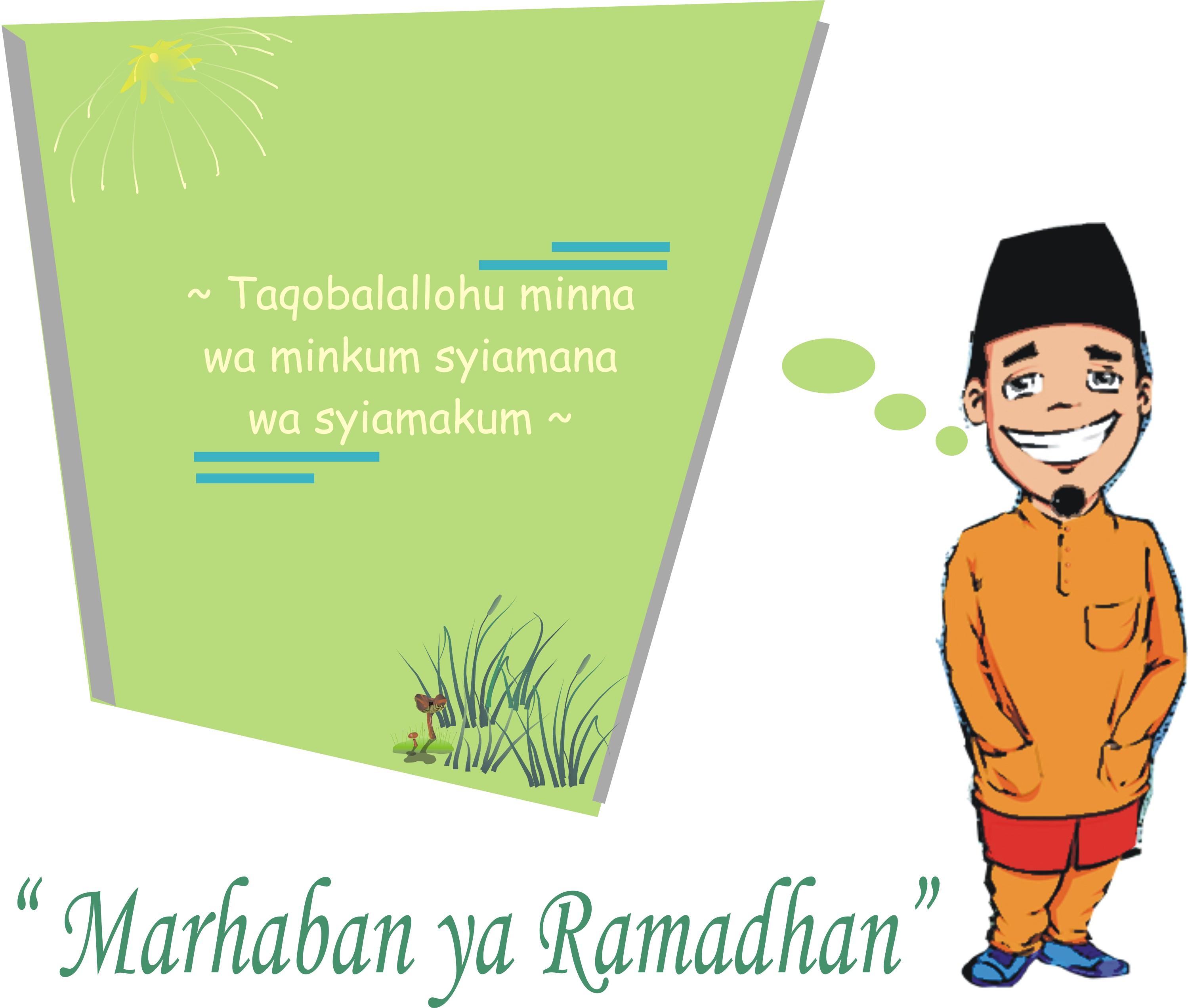 22 Ucapan Ramadhan Lucu Ideas Kata Mutiara Terbaru - Kad Hari Raya - HD Wallpaper