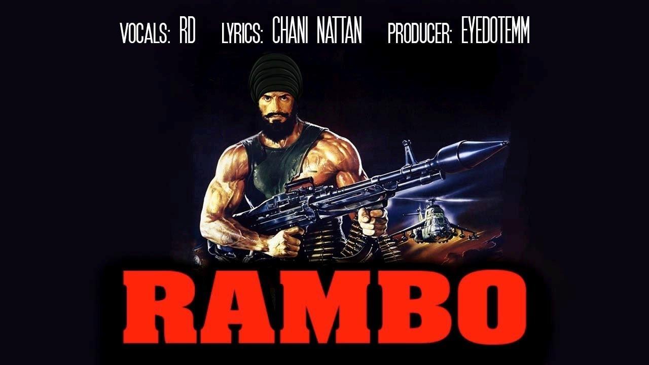Rambo First Blood Part Ii 1985 Poster - HD Wallpaper