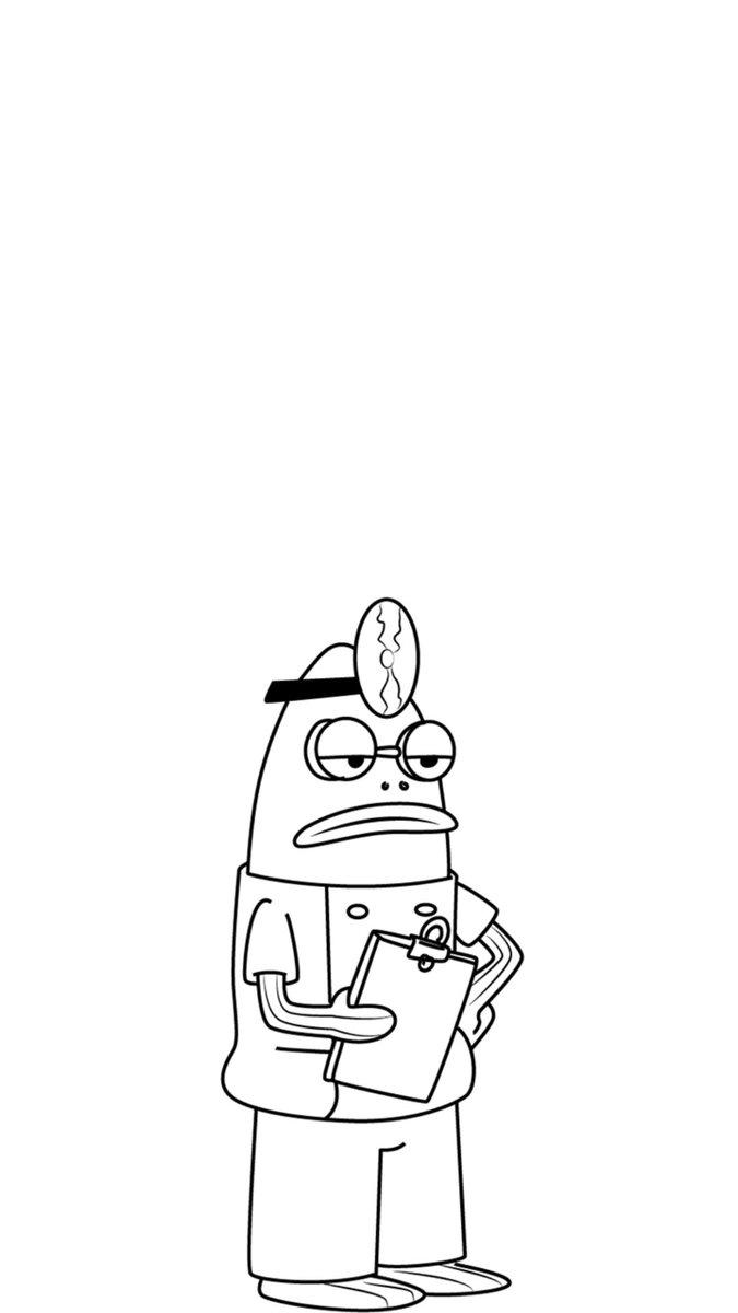 Butuh Yang Keren Ini 21 Wallpaper Spongebob Cakep Buat Hp Putih Keren 675x1200 Wallpaper Teahub Io