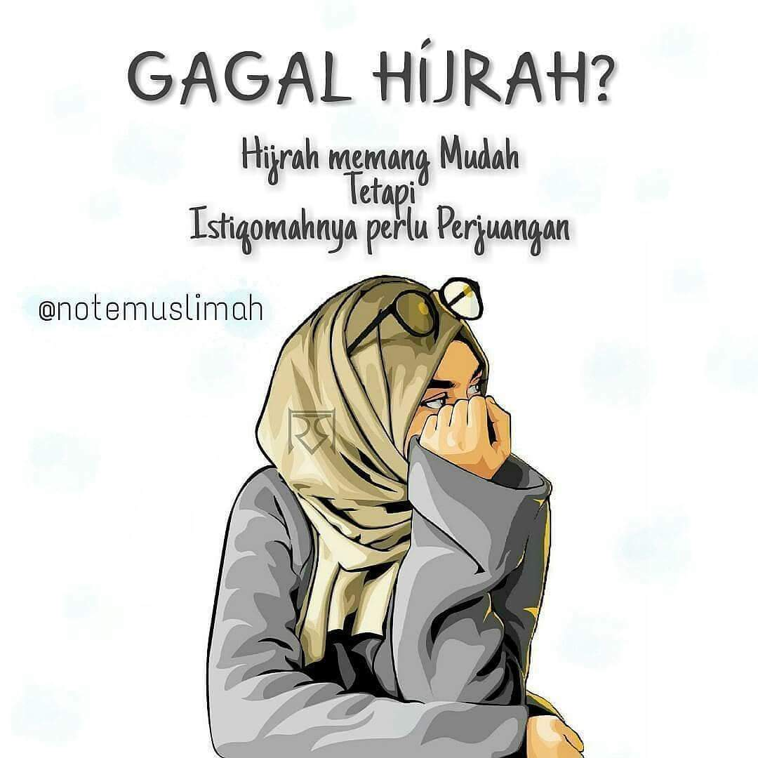 Gambar Kartun Muslimah Sedih - Kartun Muslimah Keren Bertopi - HD Wallpaper