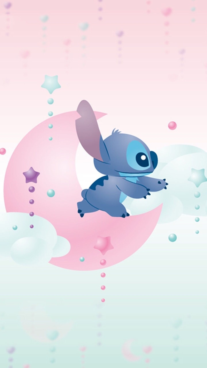 Cute Wallpaper Background Stitch 720x1280 Wallpaper Teahub Io