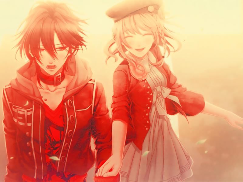 Anime Wallpapers Amnesia Memories Shin 800x600 Wallpaper Teahub Io
