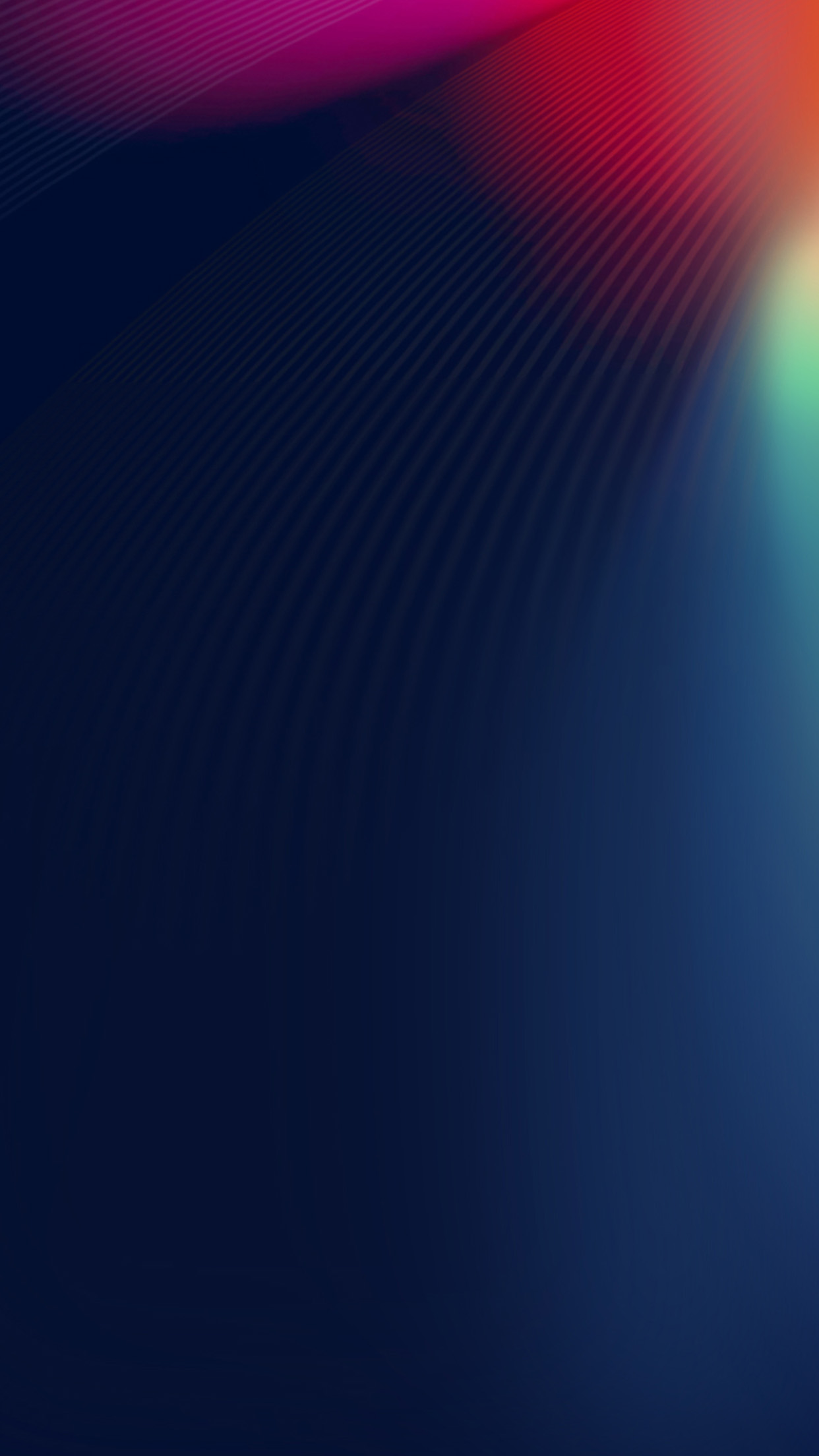 Rainbow Abstract Ligh Blue Pattern Android Wallpaper - Iphone Abstract Dark Rainbow - HD Wallpaper