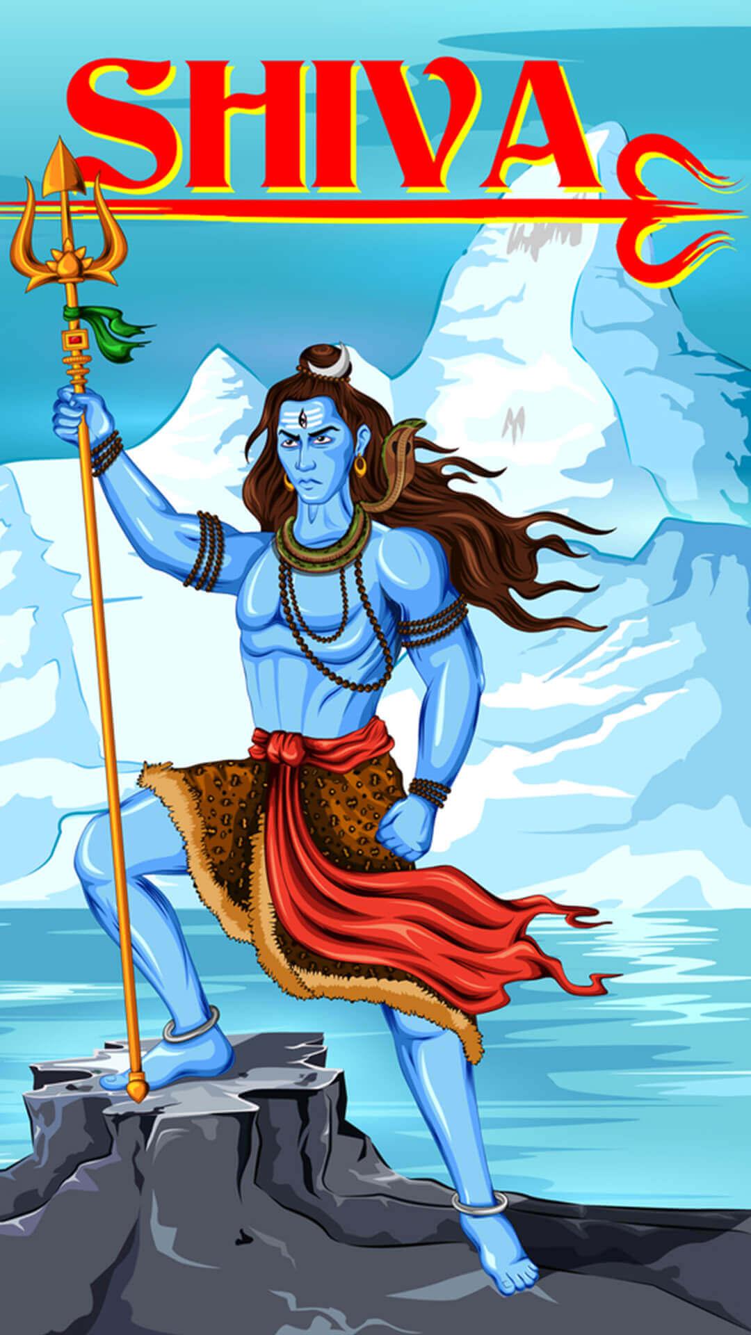 Shiv Ji Wallpaper 3d Hd Lord Shankar Vector Free Download 1080x1920 Wallpaper Teahub Io