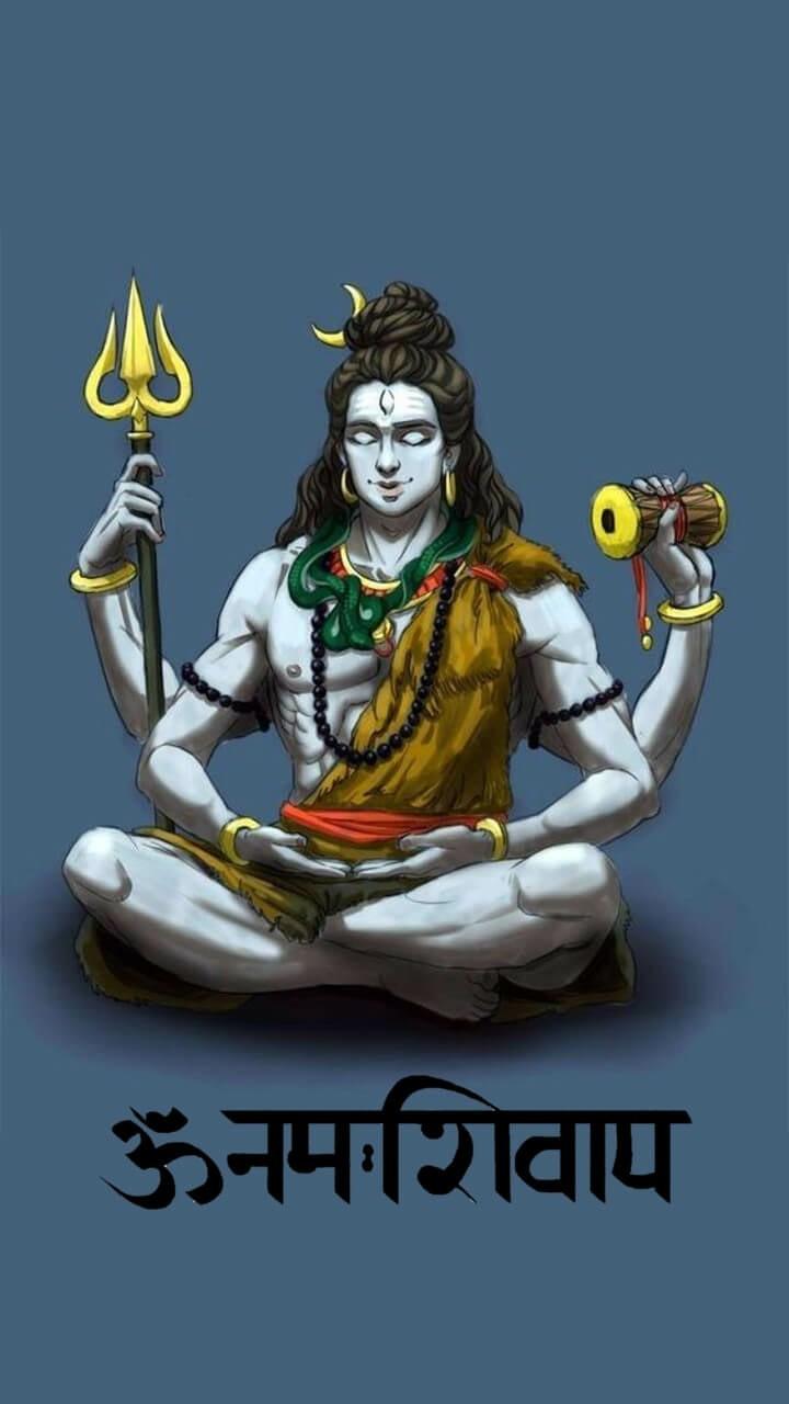 Shiv Ji Wallpapers Hd - Lord Shiva Shiv Ji Pic Hd - HD Wallpaper