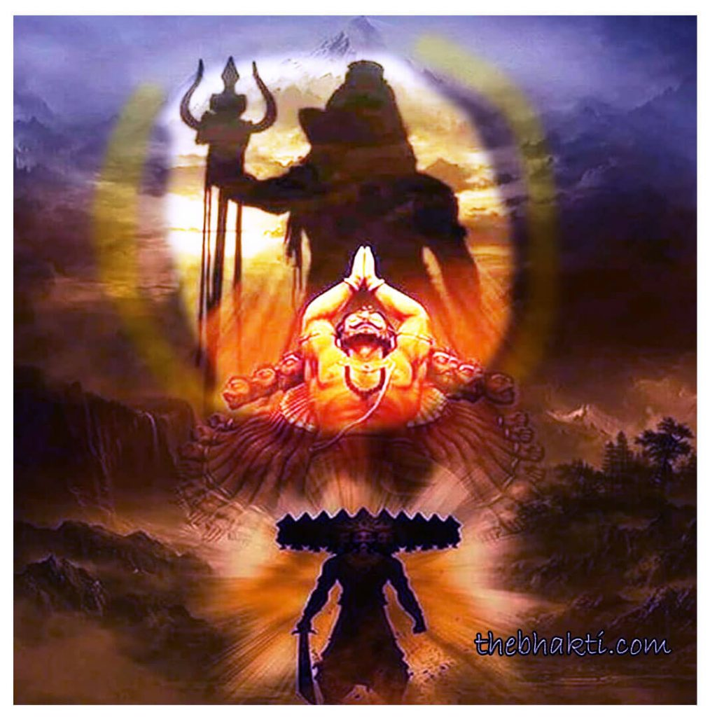 Lord Shiva Lingam Images High Resolution,shivji Images - Ram Bhi Uska Ravan Uska - HD Wallpaper