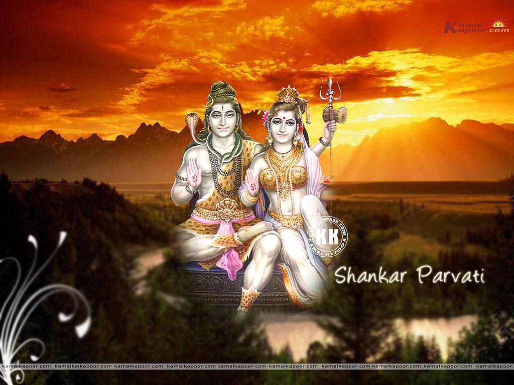 Shivji Parvati Wallpapers, God Shiva Baba Darbar Wallpaper - Full Screen Lord Shiva Parvati - HD Wallpaper