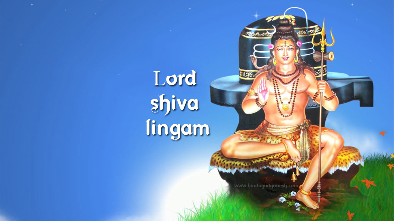 Lord Shiva Lingam Images High Resolution - Good Morning Images In Gods - HD Wallpaper