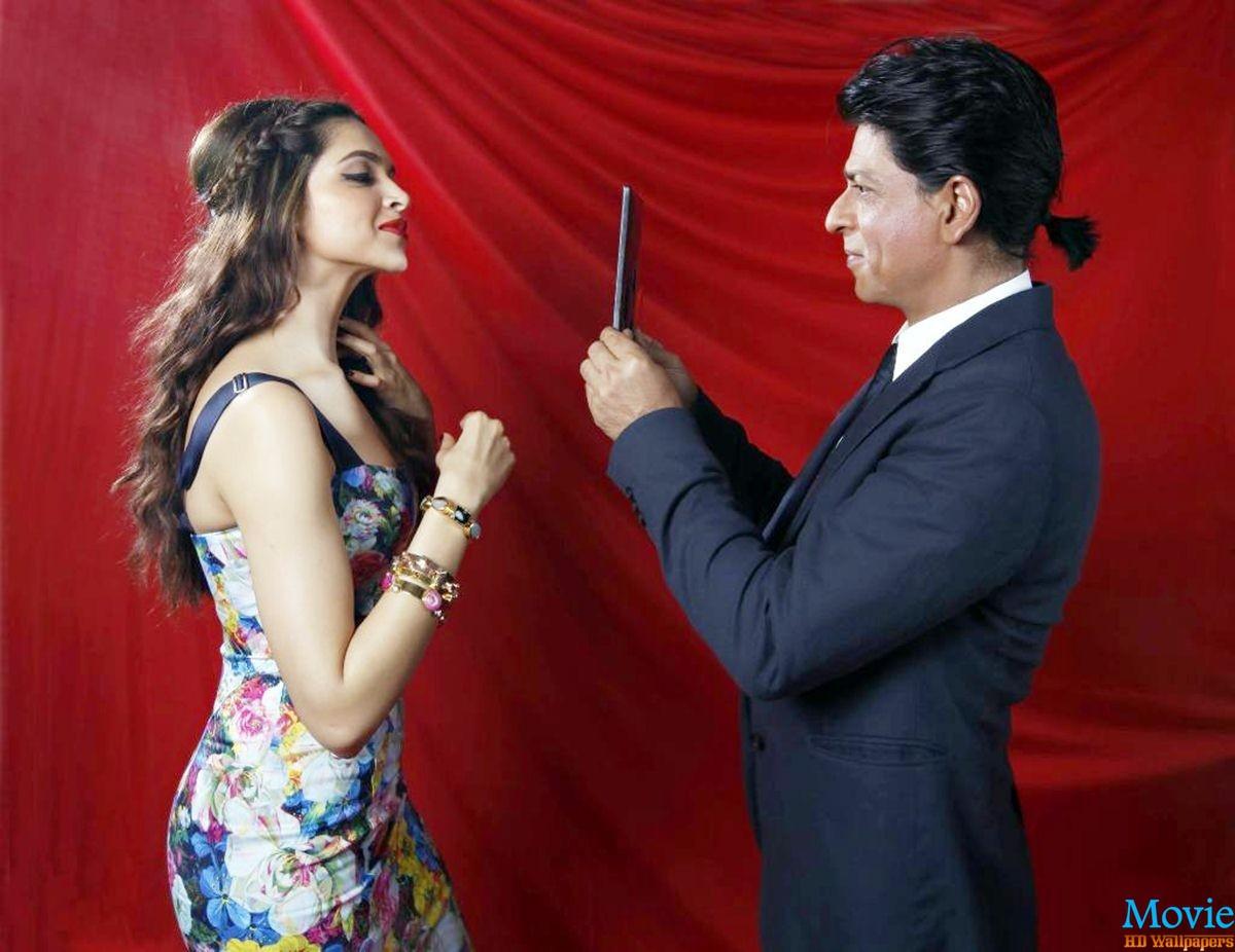 Happy New Year Movie Shahrukh Khan & Deepika Padukone ...