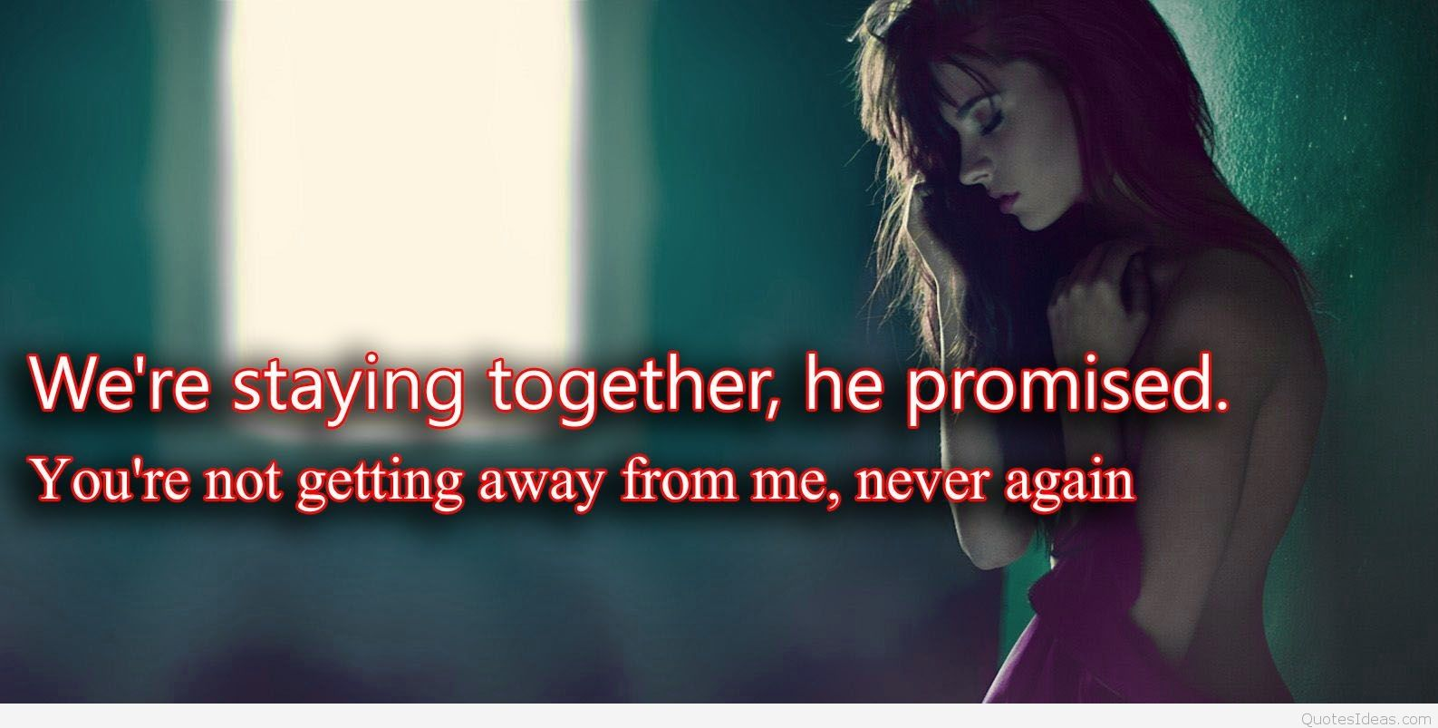 Sad Love Quote For Girls - HD Wallpaper