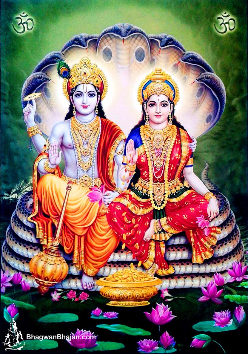 Bhagwan Vishnu Best Hd Wallpaper Laxmi Narayan Good Morning 831x1184 Wallpaper Teahub Io