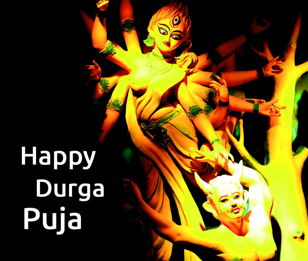 Durga Thakur Photo Download Durga Puja Caption For Instagram 1000x847 Wallpaper Teahub Io