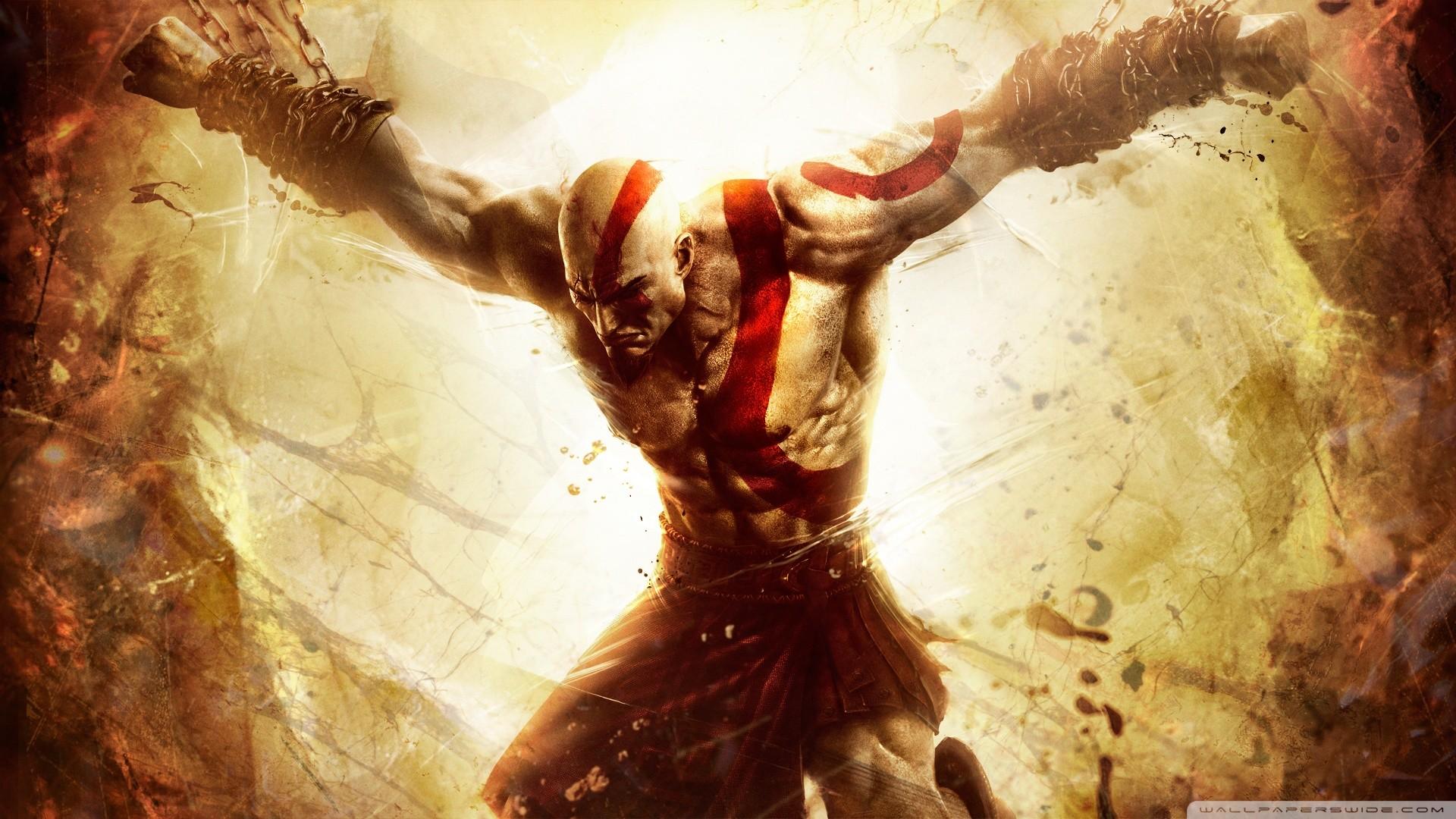 God Of War Ascension Hd Wide Wallpaper For 4k Uhd Widescreen - God Of War Ascension Kratos - HD Wallpaper