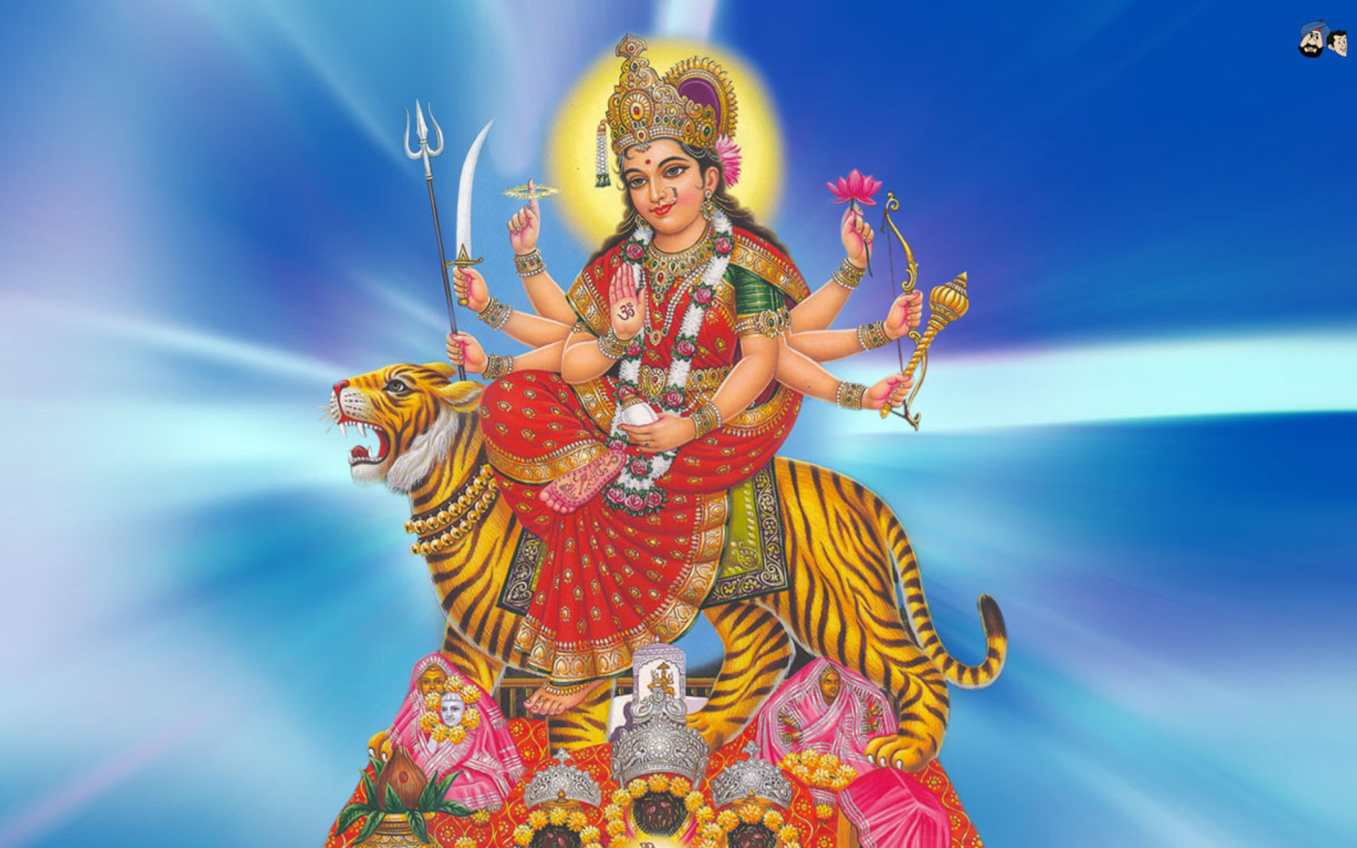 Hindu God Full Hd Wallpaper   Data-src - Hindu God Full Hd - HD Wallpaper