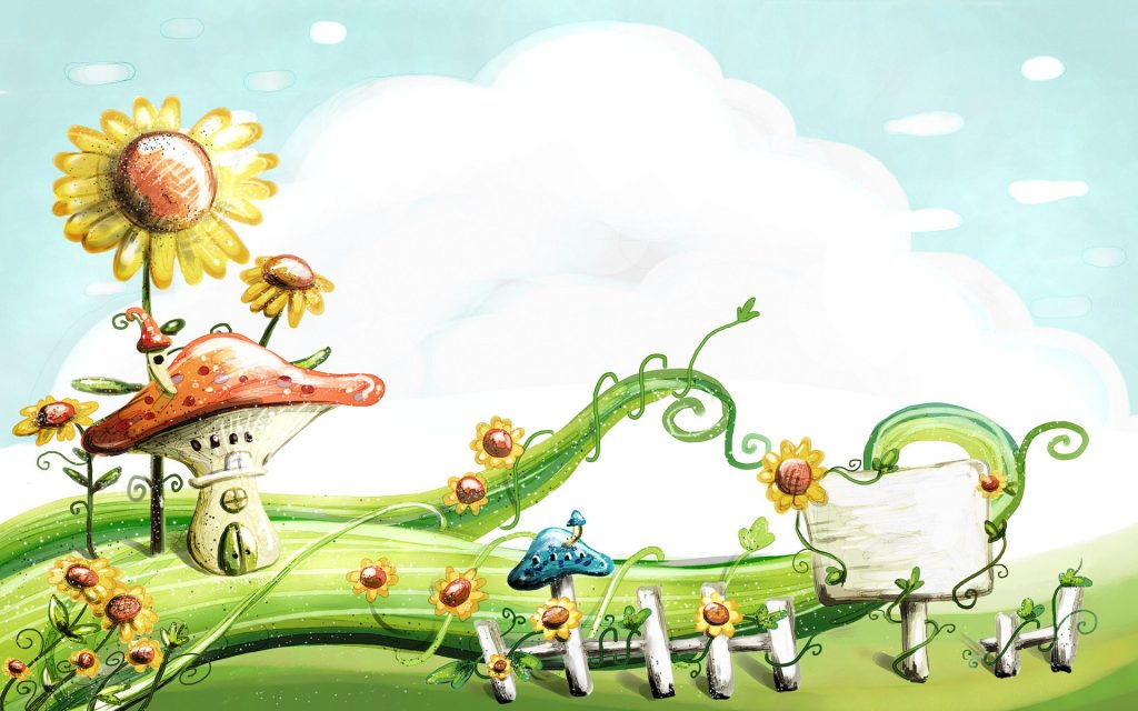Free Hd Cartoon Cute Animated Wallpapers Mobile Download Background Kids 4k 1024x640 Wallpaper Teahub Io