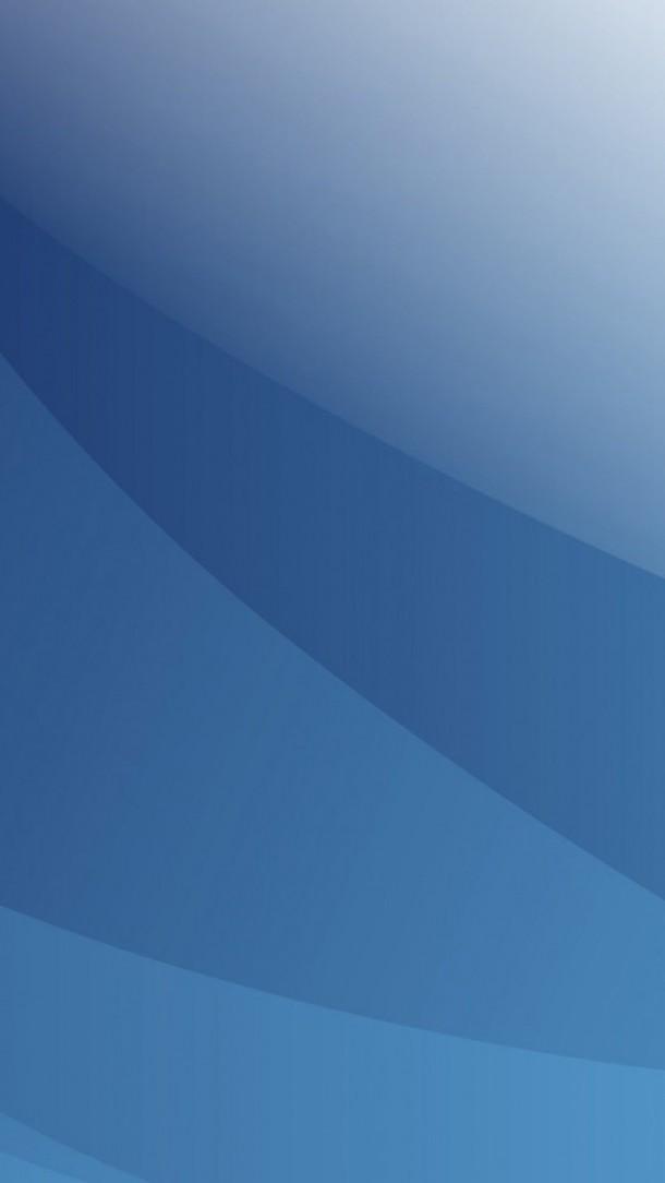 Hd Samsung Wallpapers Blue - خلفيات ايفون زرقاء - HD Wallpaper