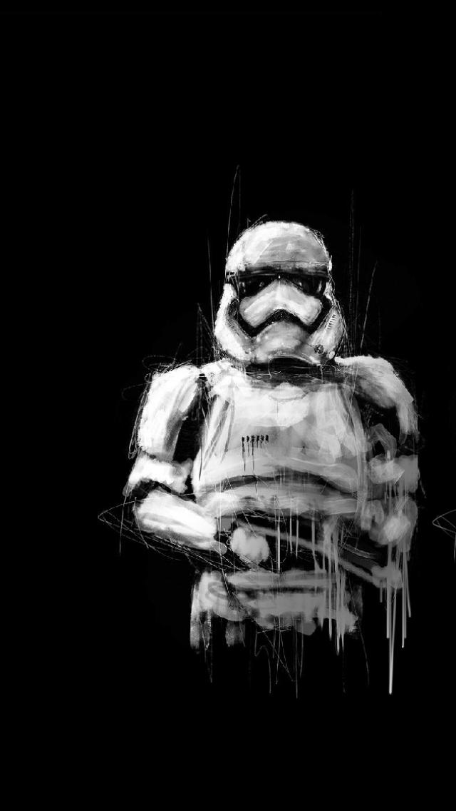 Stormtrooper Wallpaper Star Wars Wallpaper Portrait 640x1136 Wallpaper Teahub Io
