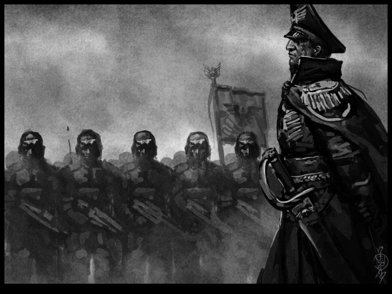 Death Korps Of Krieg Are Never Unrelated - HD Wallpaper