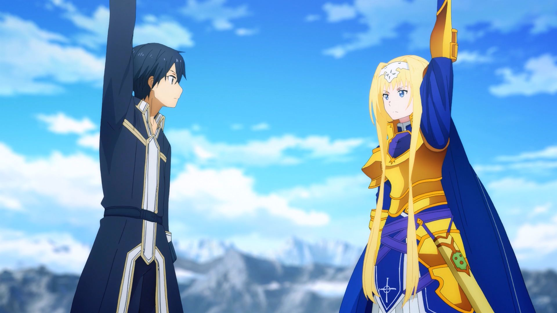 Sao Alicization 1920x1080 Wallpaper Teahub Io
