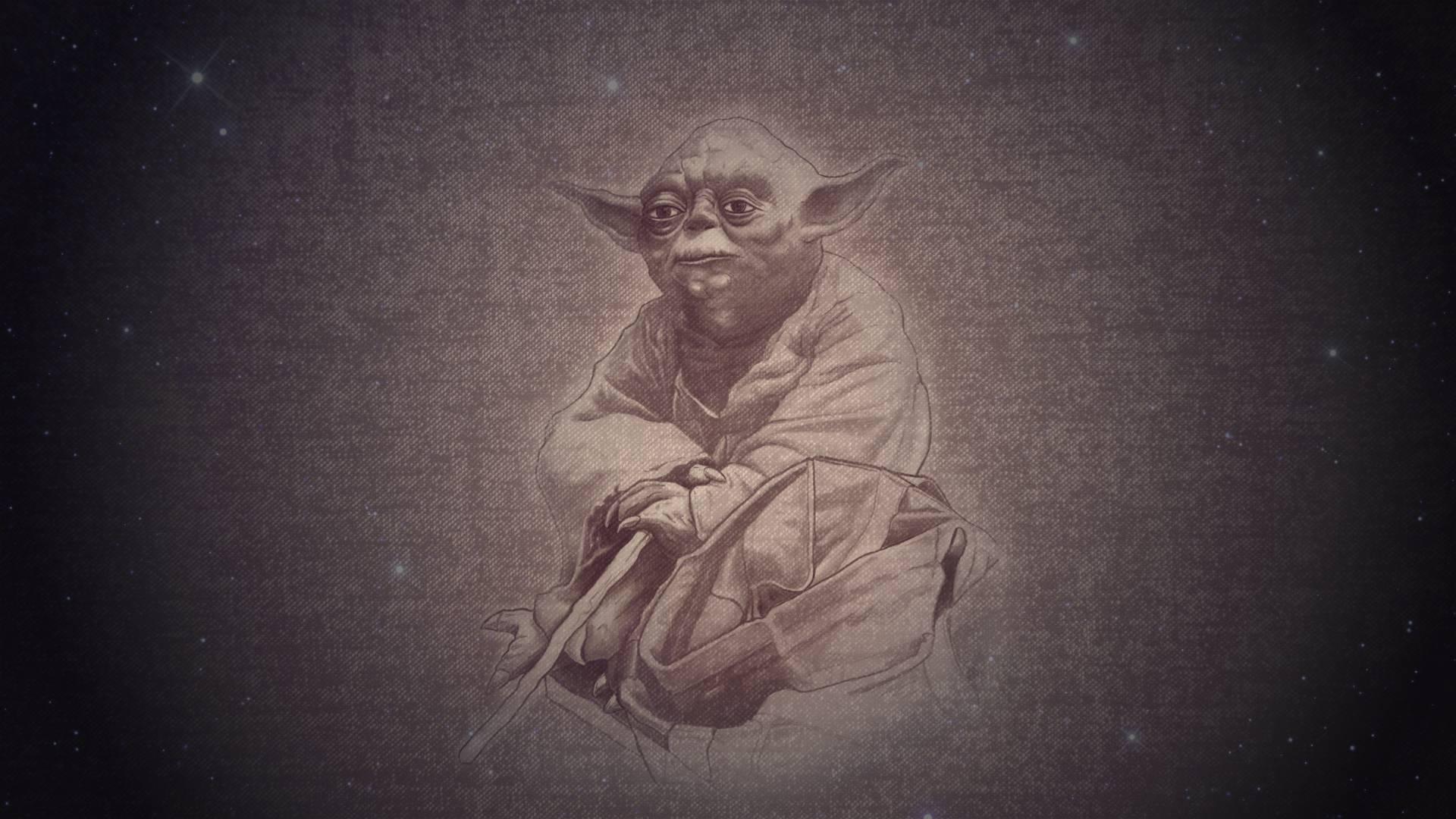 Yoda 1920x1080 Wallpaper Teahub Io