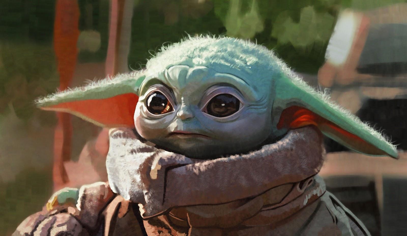 Baby Yoda Wallpaper Baby Yoda Wallpaper 4k 1600x928 Wallpaper Teahub Io