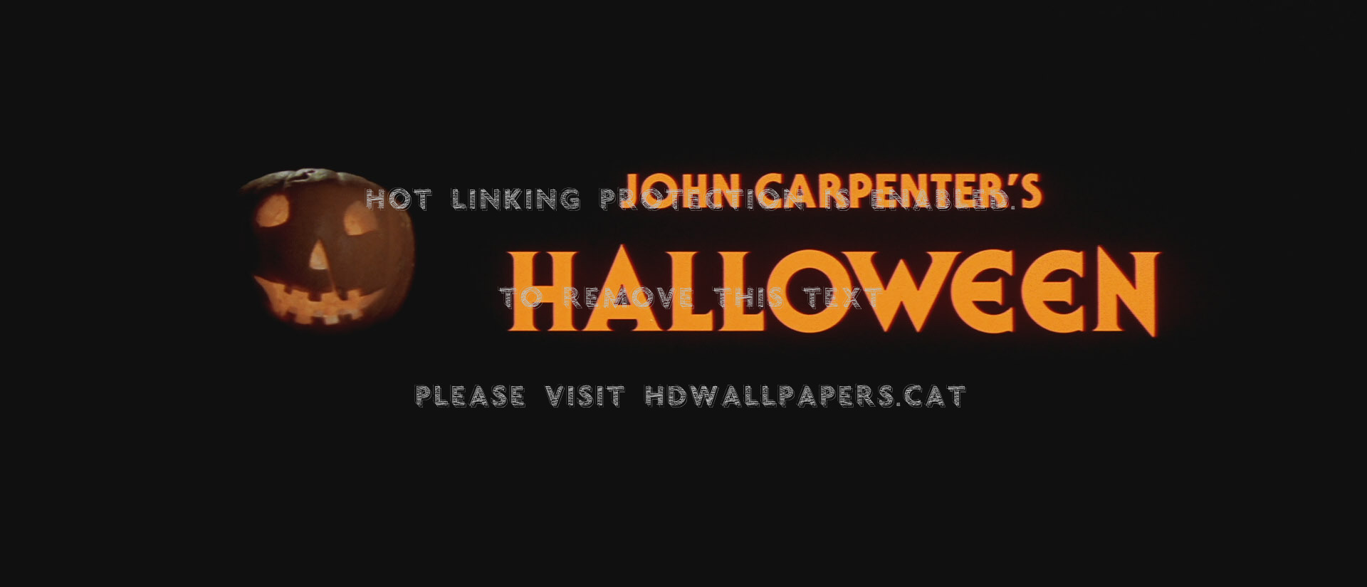 Halloween 1978 Wallpaper.John Carpenter Halloween Michael Myers Halloween 1978 1920x824 Wallpaper Teahub Io