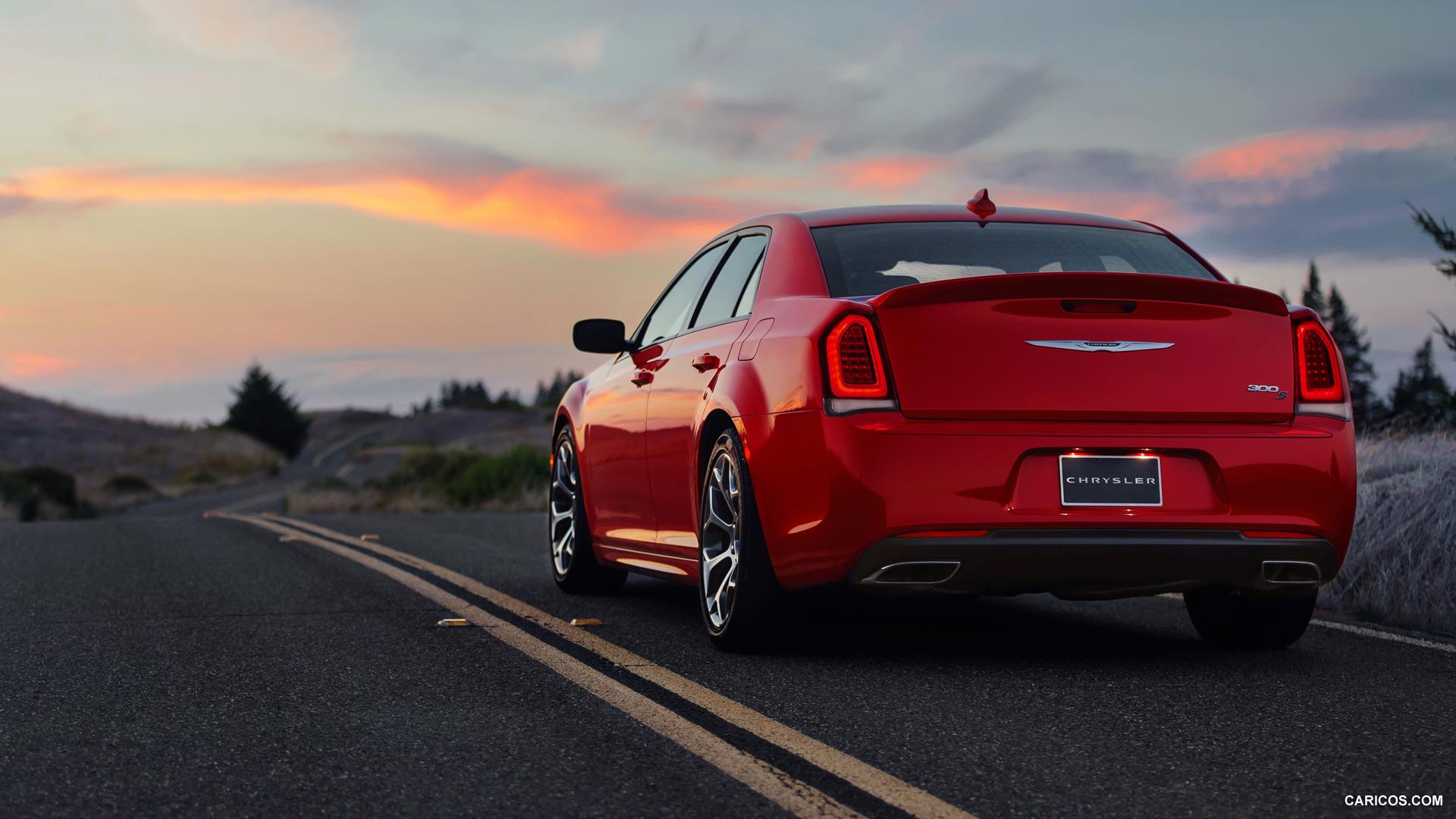 49 New Chrysler 300 Wallpapers Chrysler 300s 2019 Red 1920x1080 Wallpaper Teahub Io