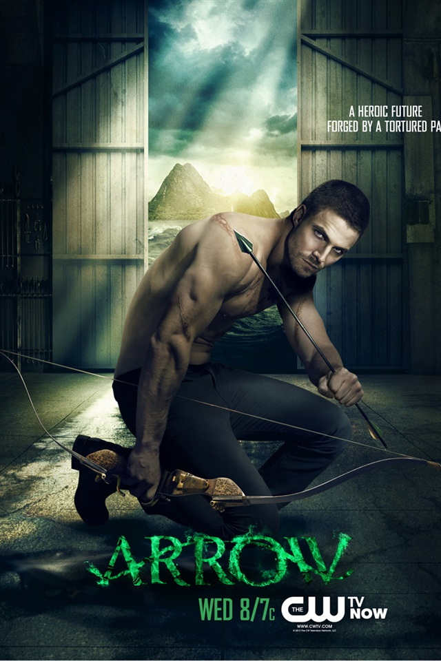 Arrow Season 8 Poster - HD Wallpaper