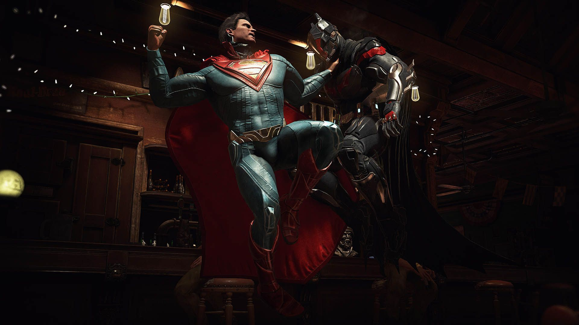 Injustice 2 High Quality Wallpapers - Injustice 2 - HD Wallpaper