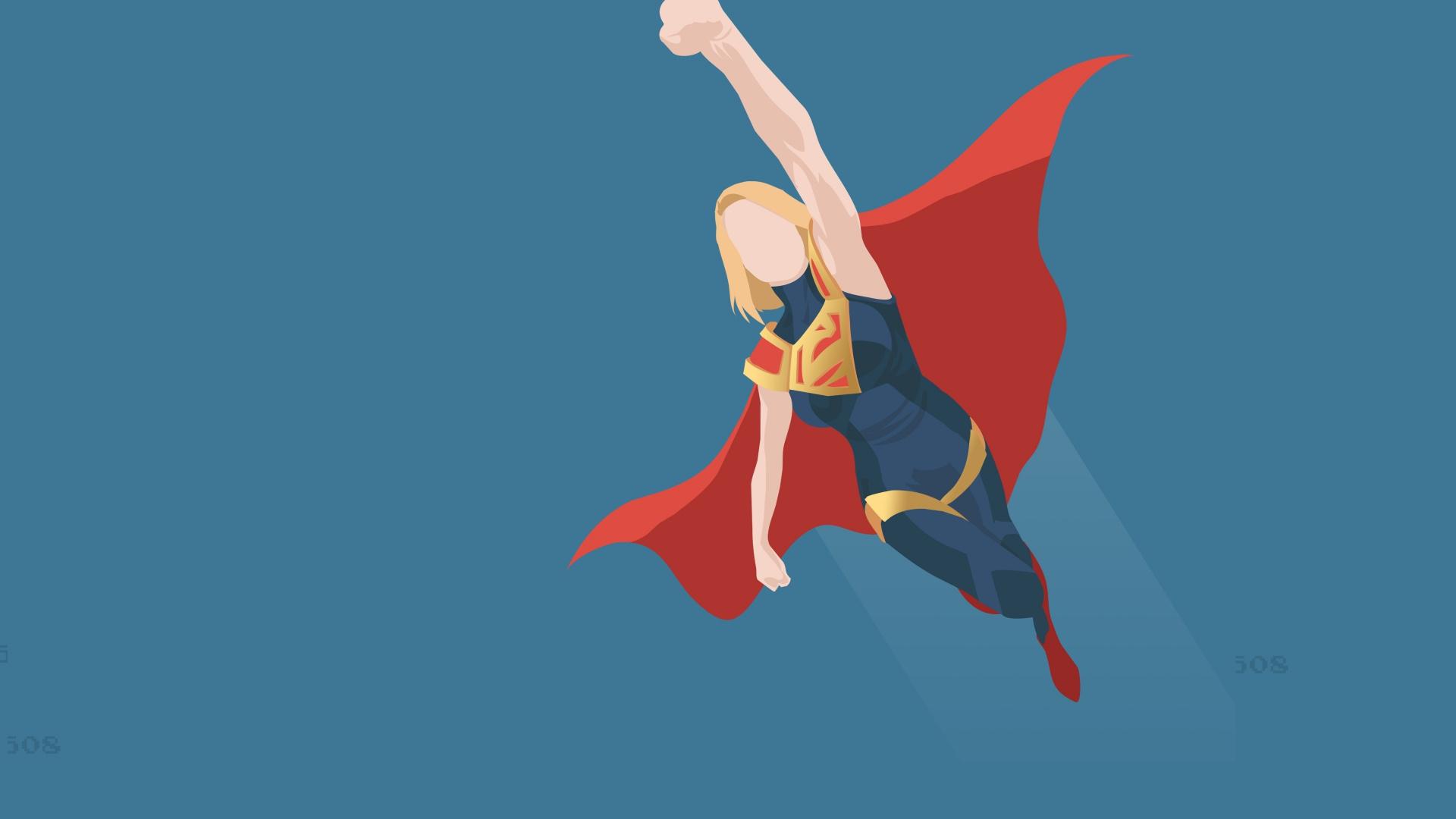 Supergirl, Injustice 2, Art, Wallpaper - Injustice 2 Artwork Supergirl - HD Wallpaper