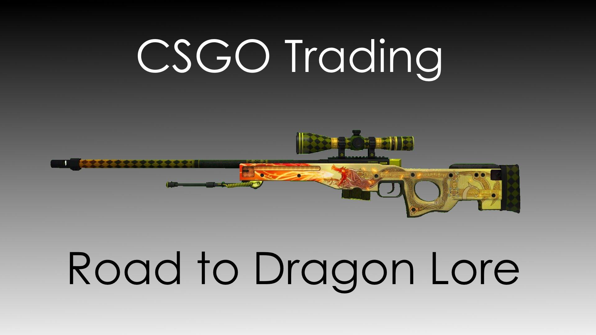 Csgo Trading Gun - Dragon Lol Cs Go - HD Wallpaper