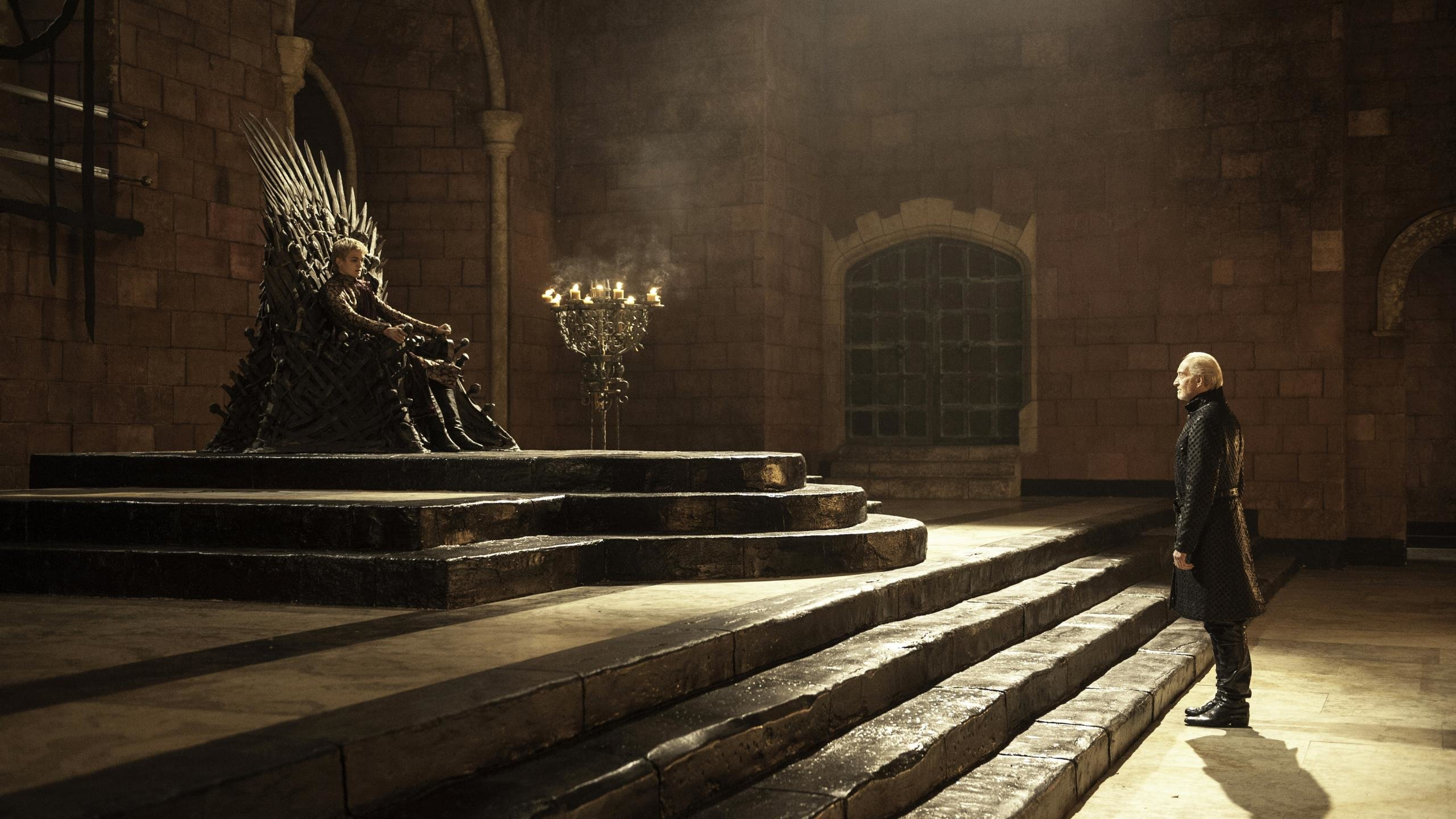 Awesome Game Of Thrones Free Wallpaper Id - Iron Throne King's Landing - HD Wallpaper