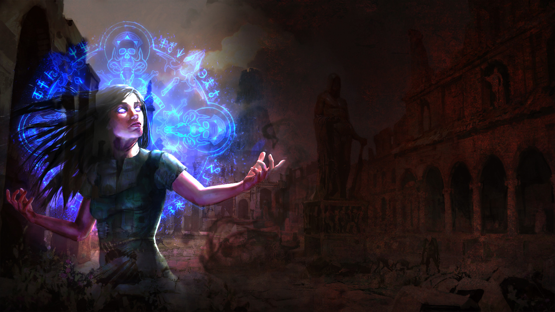 Best Path of Exile Witch build