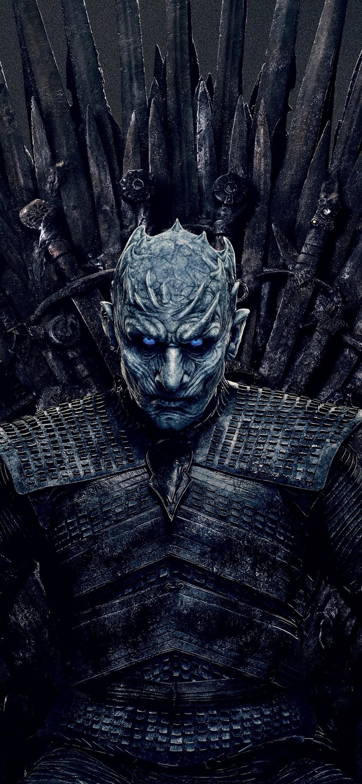 Night King, Game Of Thrones, Season 8, 4k, - Game Of Thrones - HD Wallpaper