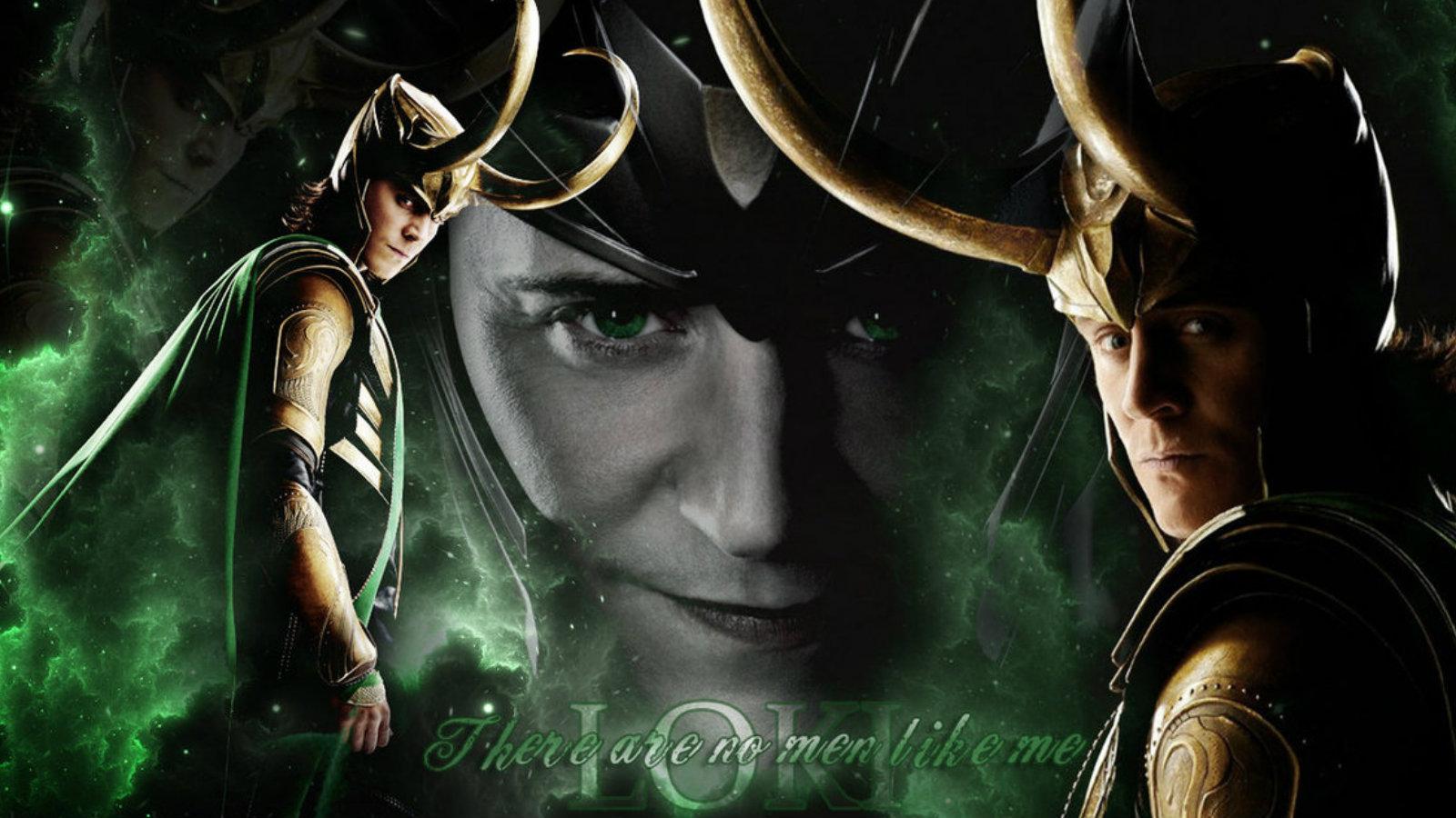 Loki Laufeyson - Loki Thranduil Fanfiction - HD Wallpaper