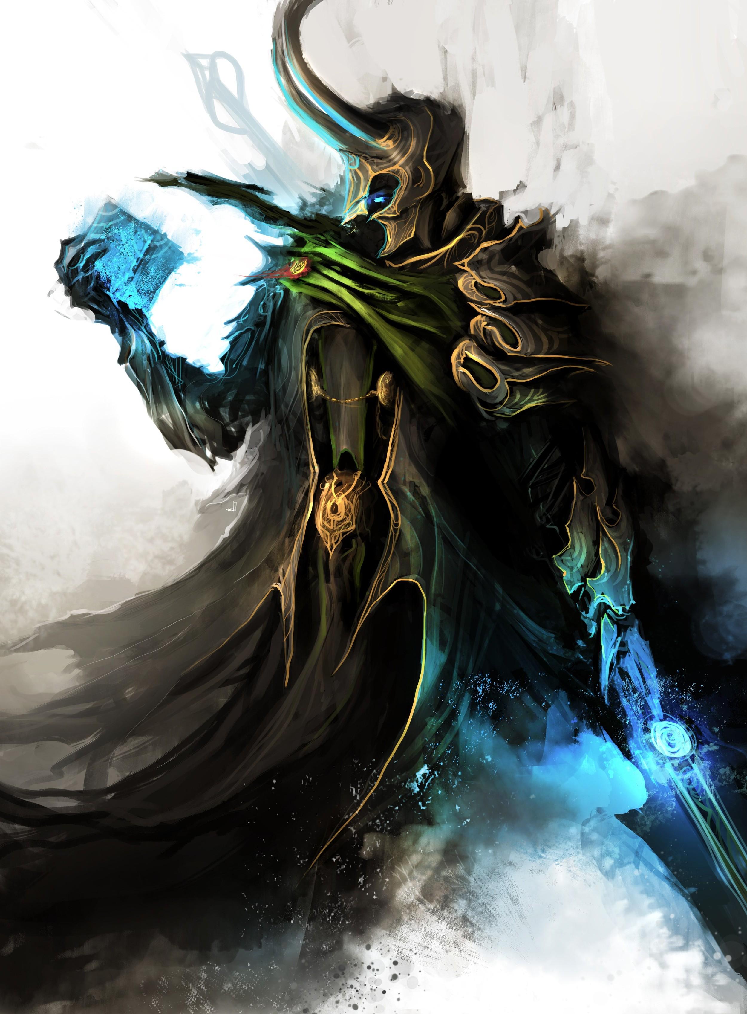 Desktop Backgrounds Marvel Loki - HD Wallpaper