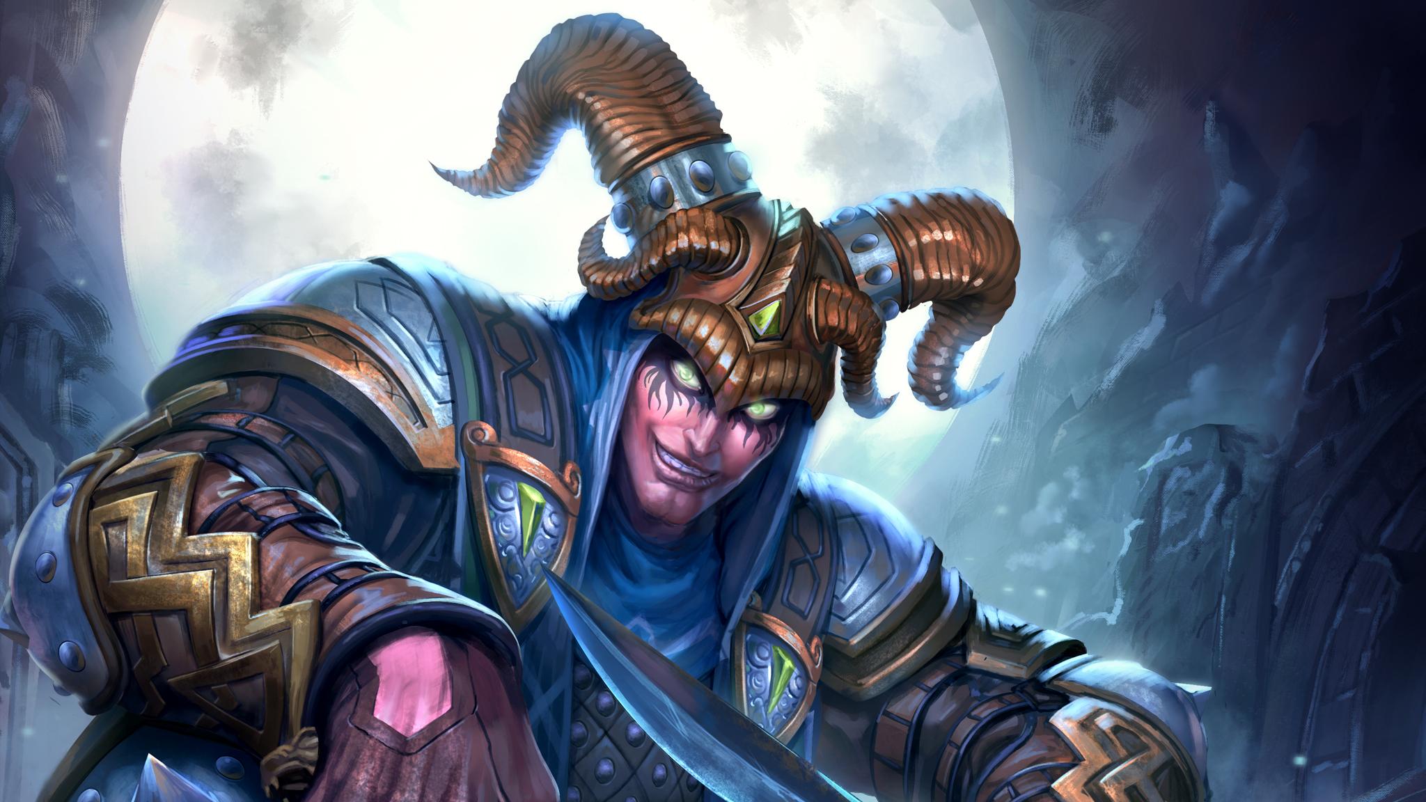Smite Loki - HD Wallpaper