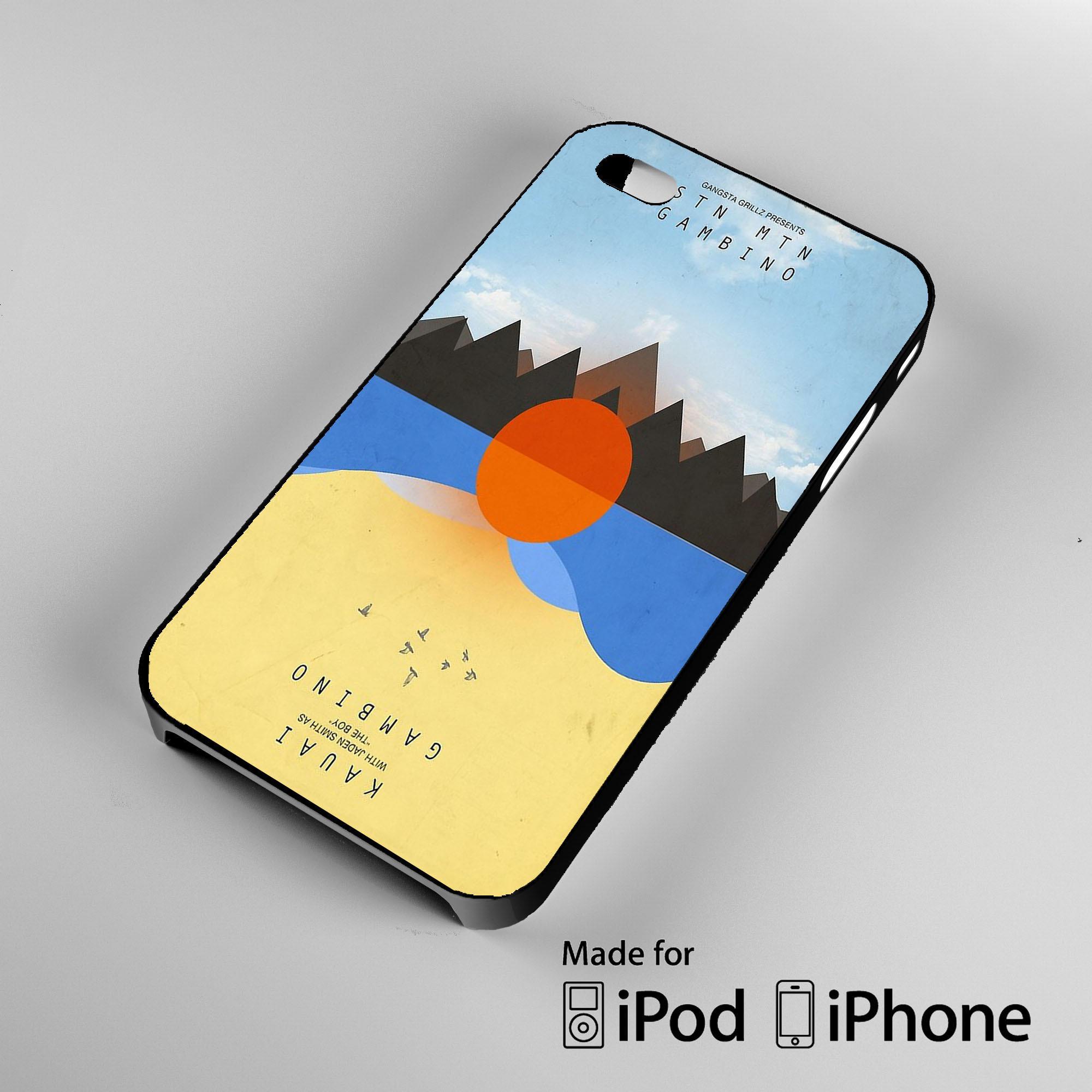 Childish Gambino Phone Case - HD Wallpaper