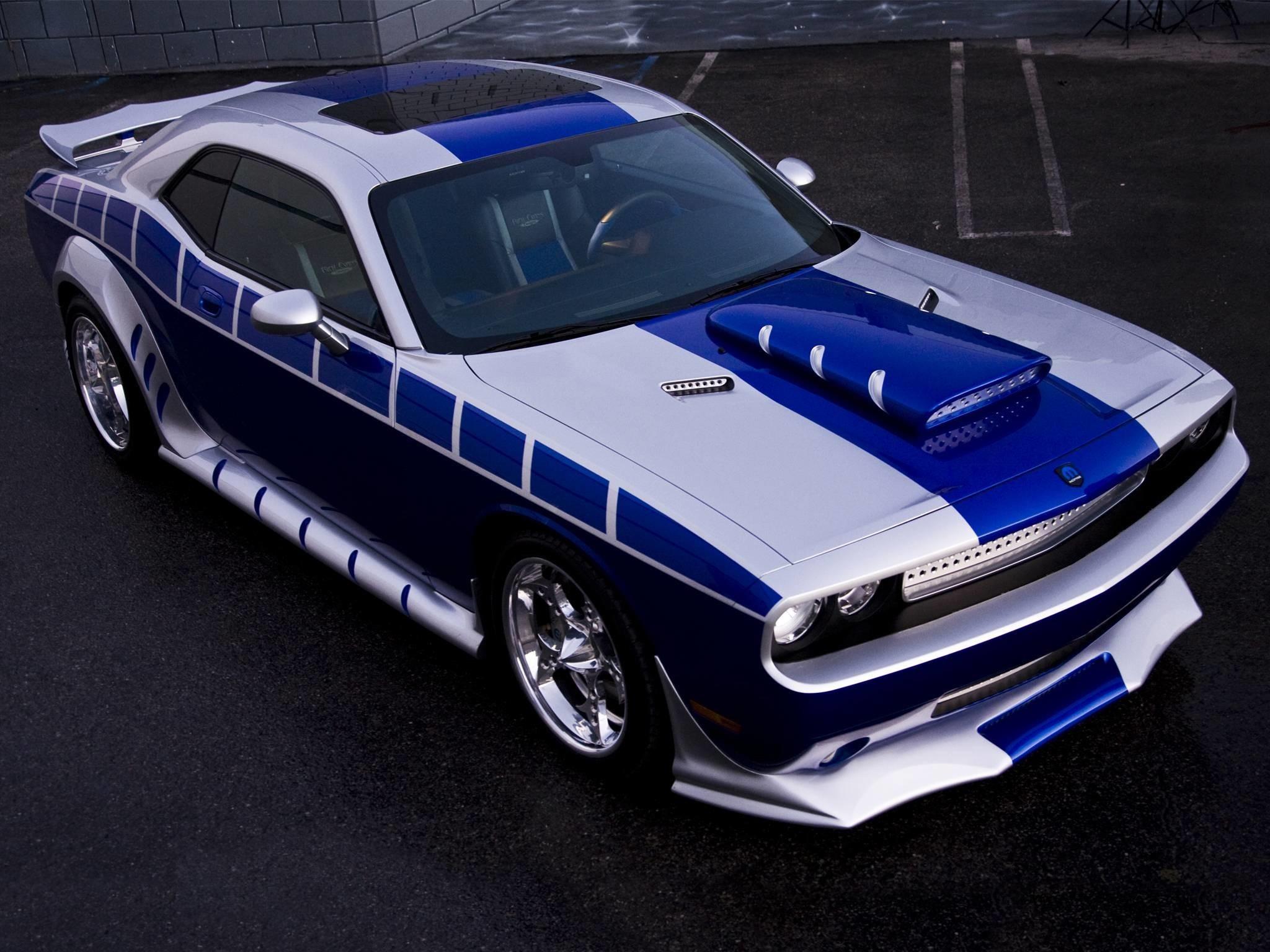 Free Download Dodge Challenger Mopar Hd Wallpaper Lowrider Custom Design Dodge Challenger 2048x1536 Wallpaper Teahub Io