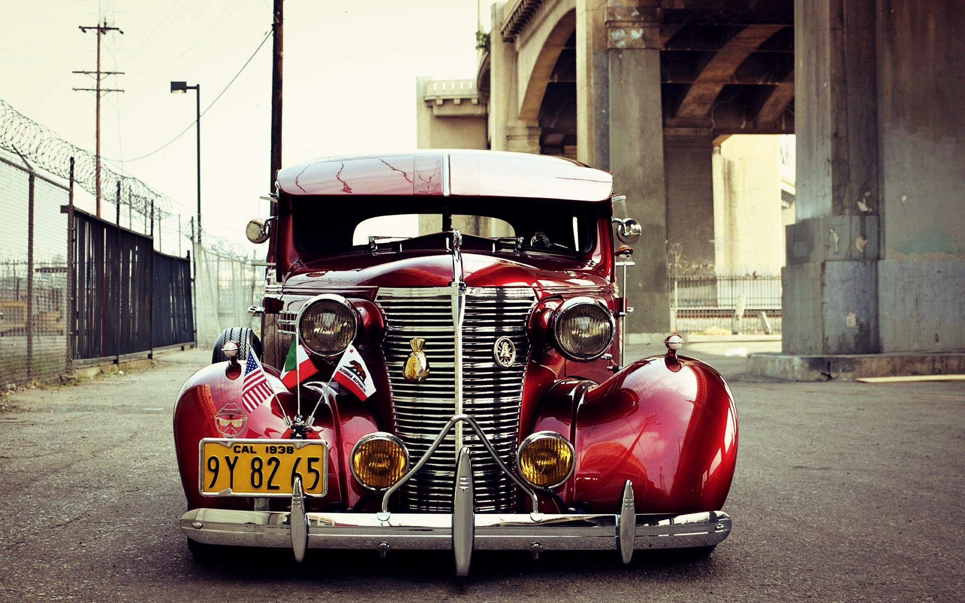 Chevrolet Master Deluxe, 1939, Tuning, Lowrider, Vintage - Chevrolet 1938 Master Deluxe Hot Rod - HD Wallpaper