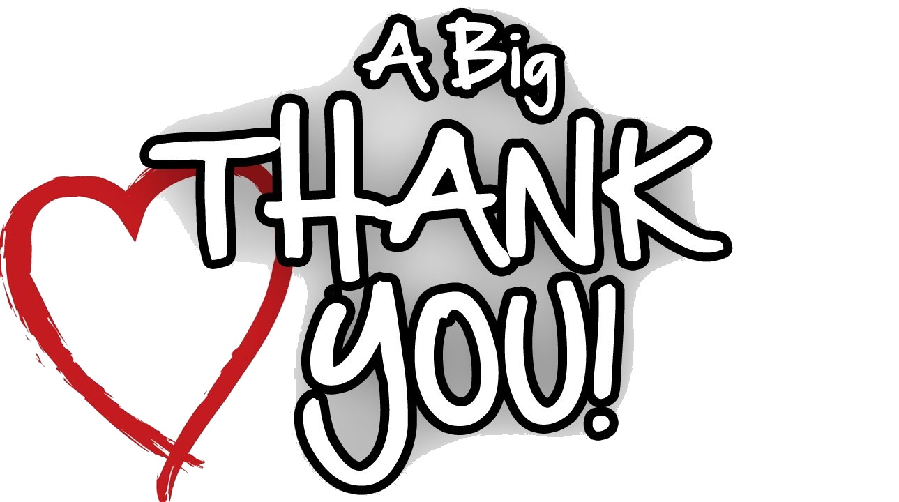 Thank You And I Miss You Clipart Graphic Royalty Free Big Thank You Clipart 1289x720 Wallpaper Teahub Io