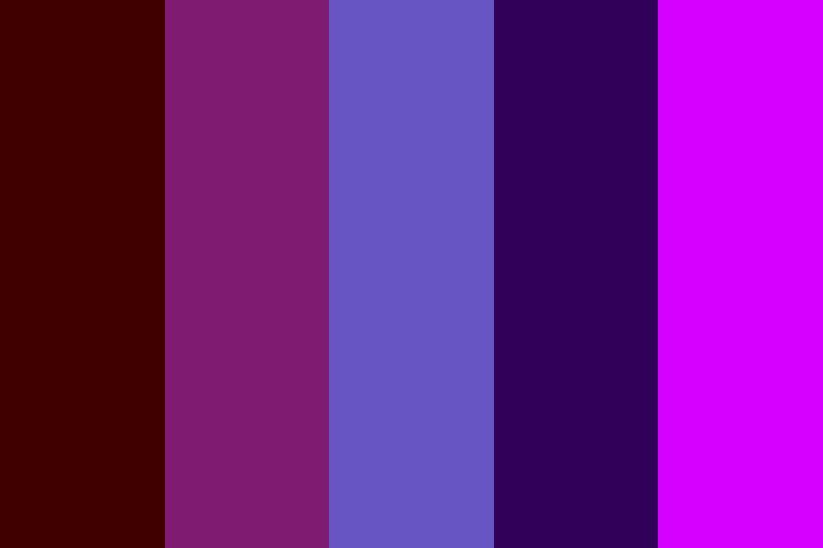 Night Palette Color - HD Wallpaper