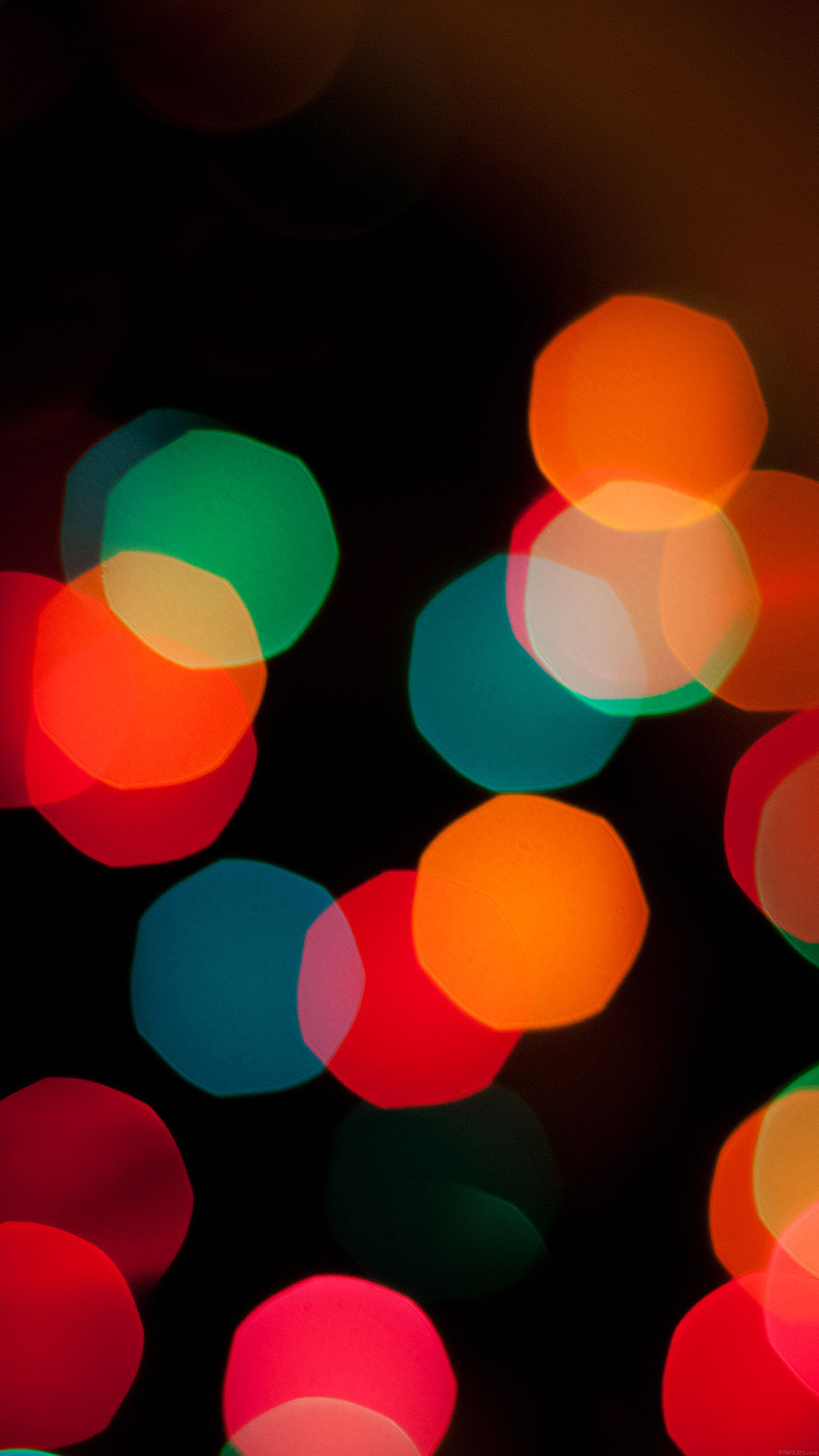 Full Hd Wallpapers For Iphone 6 Plus - Iphone Abstract Christmas - HD Wallpaper