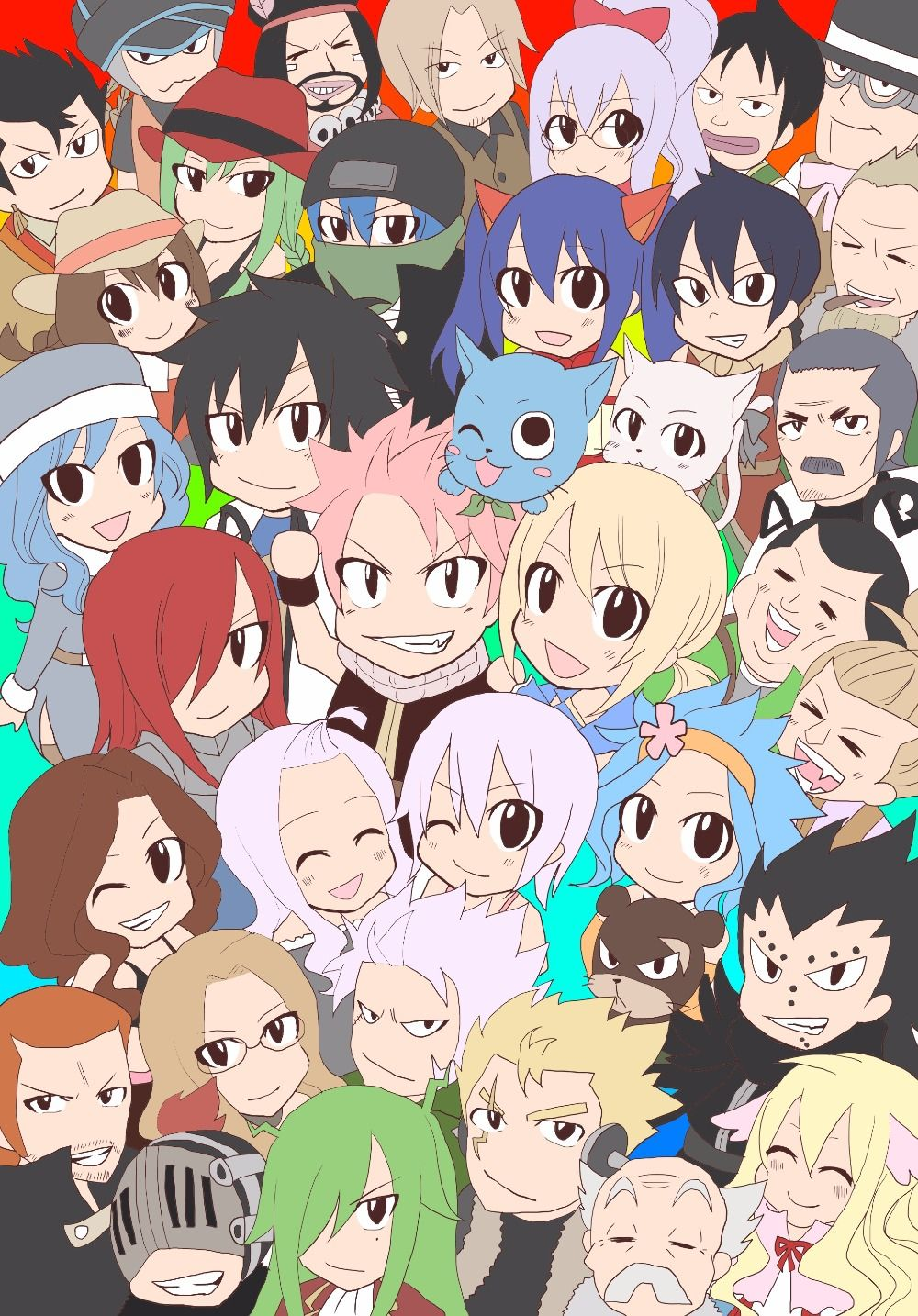Fairy Tail Chibi 1000x1434 Wallpaper Teahub Io Our goal is for newgrounds to be ad free for everyone! fairy tail chibi 1000x1434 wallpaper
