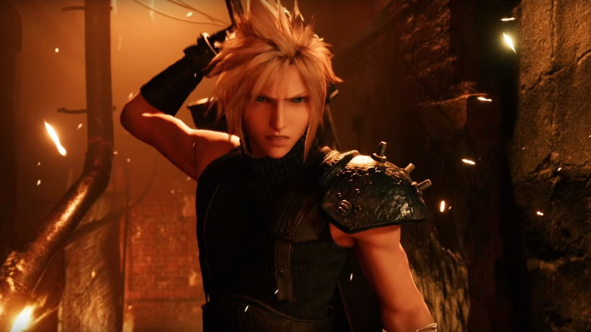 Final Fantasy 7 Remake - HD Wallpaper
