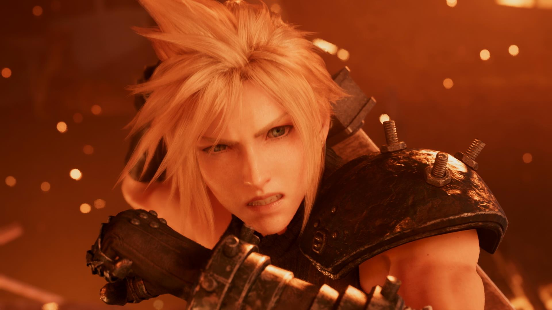 Final Fantasy 7 Remake - Final Fantasy 7 Remake Cloud 2019 - HD Wallpaper