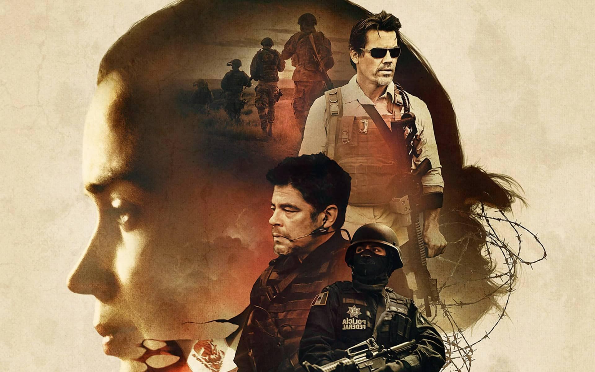 Sicario Movie Poster Hd - HD Wallpaper